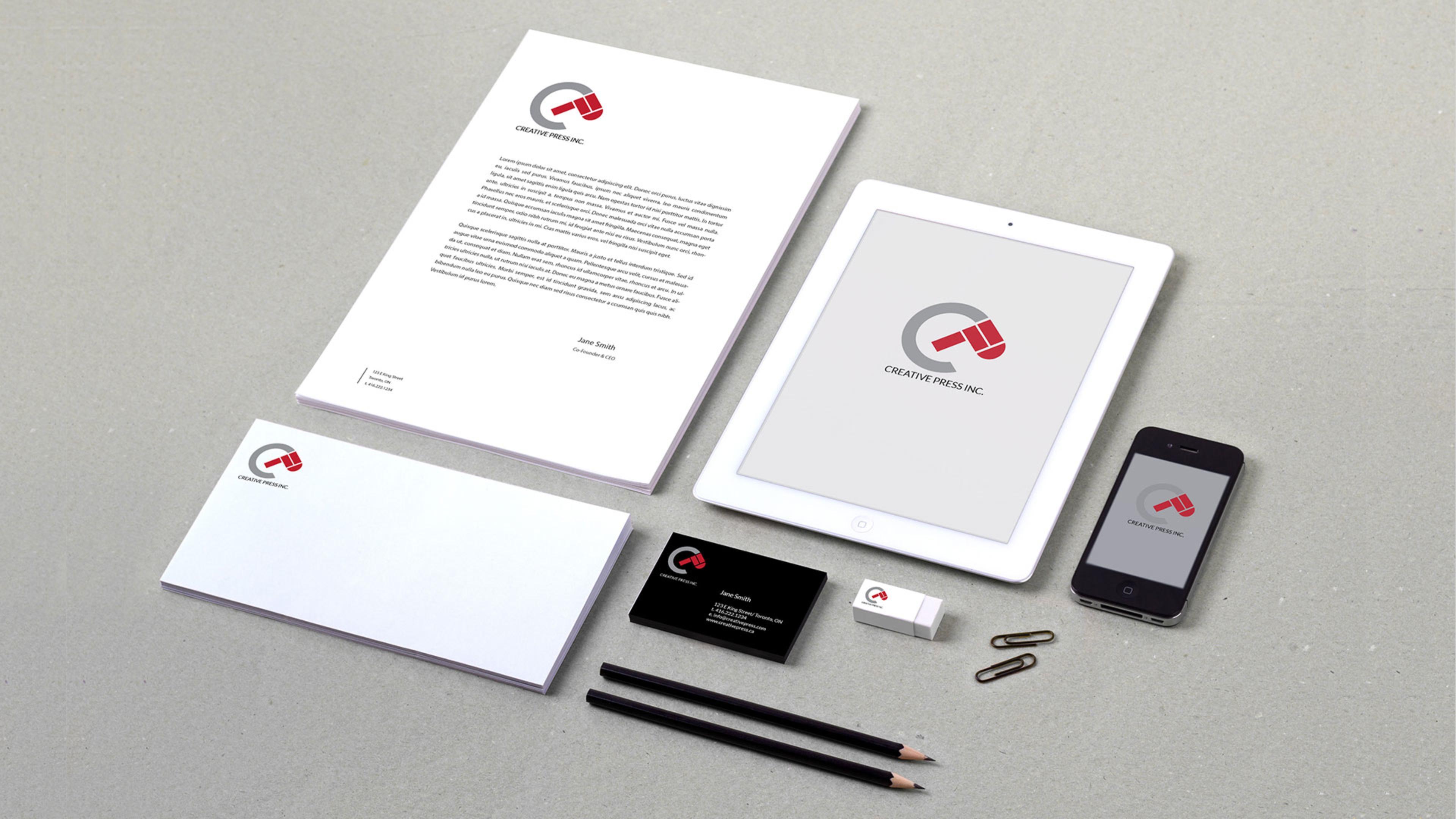 Creative-Press-Branding